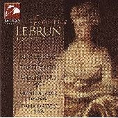 Album artwork for LeBrun:  Six Sonatas for Fortepiano and Violin, Op