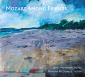 Album artwork for Mozart Among Friends