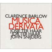 Album artwork for Clarence Barlow: Musica Derivata