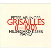 Album artwork for Peter Ablinger: Grisailles (I-100)