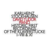 Album artwork for KLAVIERSTUCKE I-VIII & XI