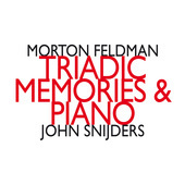 Album artwork for TRIADIC MEMORIES & PIANO