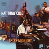 Album artwork for After Midnight. Nat King Cole