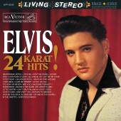Album artwork for 24 Karat Hits. Elvis Presley (SACD)