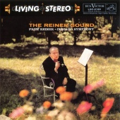 Album artwork for The Reiner Sound. Chicago Symphony/Reiner (SACD)