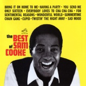 Album artwork for Best of Sam Cooke. Sam Cooke (SACD)
