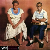 Album artwork for Ella and Louis. Ella Fitzgerald/Louis Armstrong (S