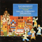 Album artwork for Rachmaninov: Symphonic Dances, Vocalise