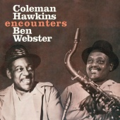 Album artwork for Coleman Hawkins encounters Ben Webster