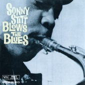 Album artwork for Sonny Stitt Blows the Blues. Sonny Stitt (SACD)