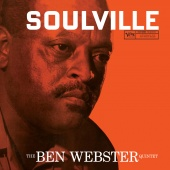 Album artwork for Ben Webster: Soulville