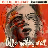 Album artwork for Billie Holiday: All or Nothing at All