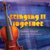Album artwork for Grappelli, Thielemans: Bringing it Together