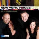 Album artwork for New York Voices: Live