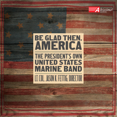 Album artwork for Be Glad Then, America