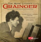 Album artwork for The Music Lover's Grainger