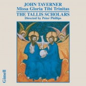 Album artwork for Taverner: MISSA GLORIA TIBI TRINITAS