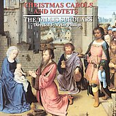 Album artwork for Christmas Carols & Motets / Tallis Scholars