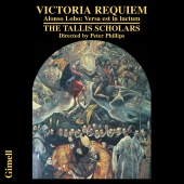 Album artwork for Victoria: Requiem / Peter Phillips, Tallis Scholar
