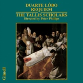 Album artwork for DUARTE LOBO REQUIEM