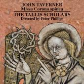 Album artwork for Taverner: Missa Corona Spinea / Tallis Scholars