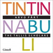 Album artwork for PART. Tintinnabuli. Tallis Scholars/Phillips