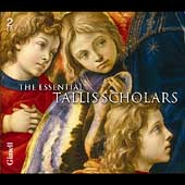 Album artwork for Tallis Scholars: The Essential