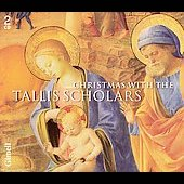Album artwork for Christmas With The Tallis Scholars