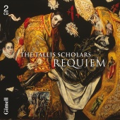 Album artwork for The Tallis Scholars - REQUIEM