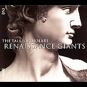 Album artwork for The Tallis Scholars: Renaissance Giants