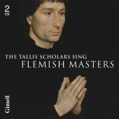 Album artwork for Tallis Scholars: Sing Flemish Masters
