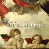 Album artwork for The Tallis Scholars : Renaissance Radio