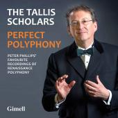 Album artwork for Perfect Polyphony. Tallis Scholars/Phillips