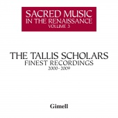 Album artwork for Sacred Music in the Renaissance 3/ Tallis Scholars
