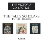 Album artwork for The Victoria Collection / Tallis Scholars