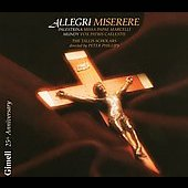 Album artwork for Allegri: Miserere; Palestrina, Mundy / Tallis Scho