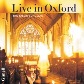 Album artwork for LIVE IN OXFORD