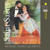 Album artwork for Saint Saens - Piano Quartets