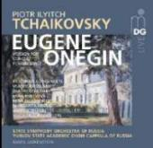 Album artwork for Tchaikovsky: Eugene Onegin