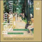 Album artwork for Brahms, Schuman -  Mozart Piano Quartet