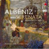 Album artwork for Albéniz: Serenata