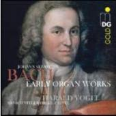 Album artwork for JS Bach: Early Organ Works / Fruhe Orgel Werke