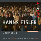 Album artwork for V1: LIEDER