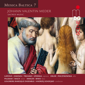 Album artwork for V7: MUSICA BALTICA