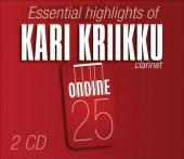 Album artwork for Kari Kriikku: Essential Highlights