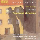 Album artwork for Rautavaara: VIOLIN CONCERTO