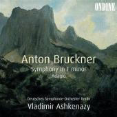 Album artwork for BRuckner: SYMPHONY IN F MINOR / ADAGIO