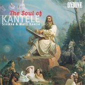 Album artwork for THE SOUL OF KANTELE