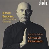 Album artwork for Bruckner: SYMPHONY NO. 4 / Eschenbach