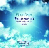 Album artwork for VASKS: PATER NOSTER
